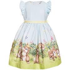abito coniglietti bebe