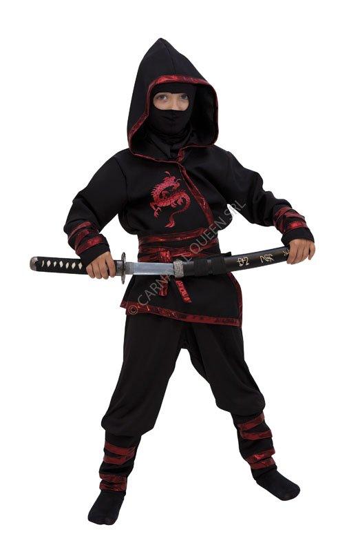 nuovo prodotto più popolare tra qualche giorno Maschera Carnevale Dark Ninja - Primi Desideri Albano Laziale